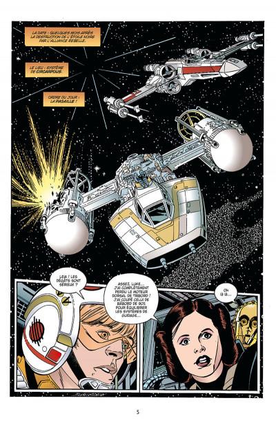 Page 5 Star Wars - Le cristal de Kaiburr