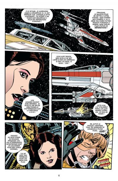Page 6 Star Wars - Le cristal de Kaiburr