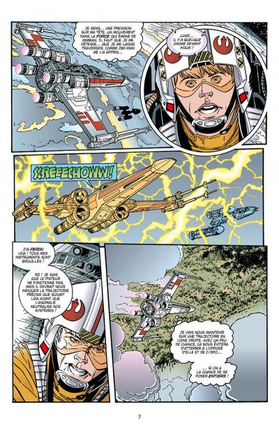 Page 7 Star Wars - Le cristal de Kaiburr