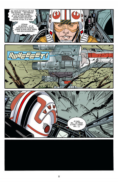 Page 8 Star Wars - Le cristal de Kaiburr