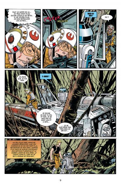 Page 9 Star Wars - Le cristal de Kaiburr