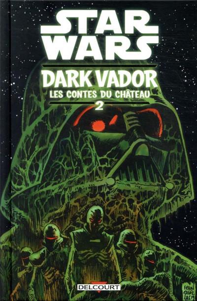 Couverture Star wars - Dark Vador - les contes du château tome 2
