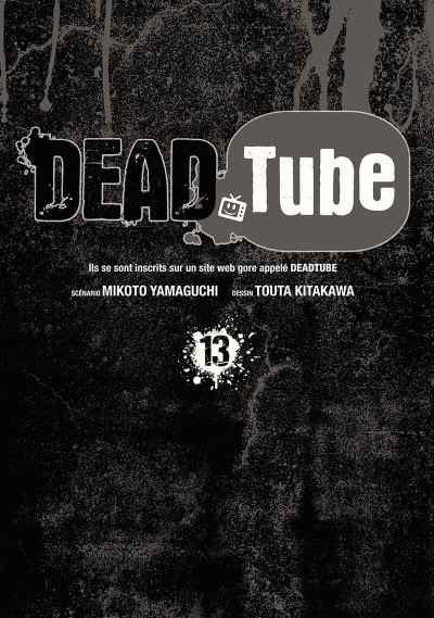 Page 1 Dead tube tome 13