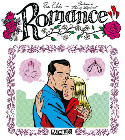 Couverture Romance