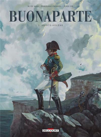 Couverture Buonaparte tome 1