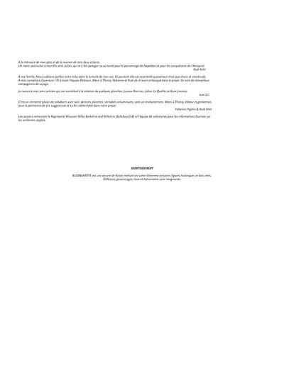 Page 1 Buonaparte tome 1