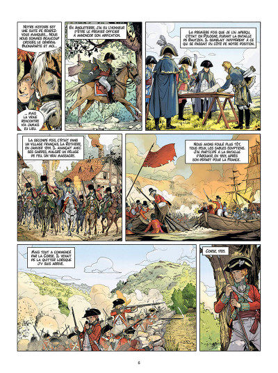 Page 7 Buonaparte tome 1