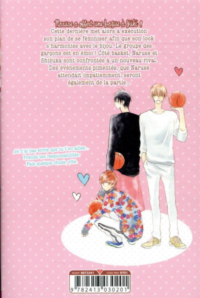 Dos Cheeky love tome 17