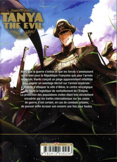 Dos Tanya the evil tome 13