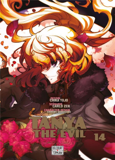 Couverture Tanya the evil tome 14