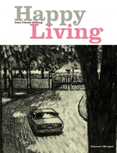 Couverture Happy living