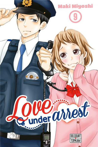 Couverture Love under arrest tome 9