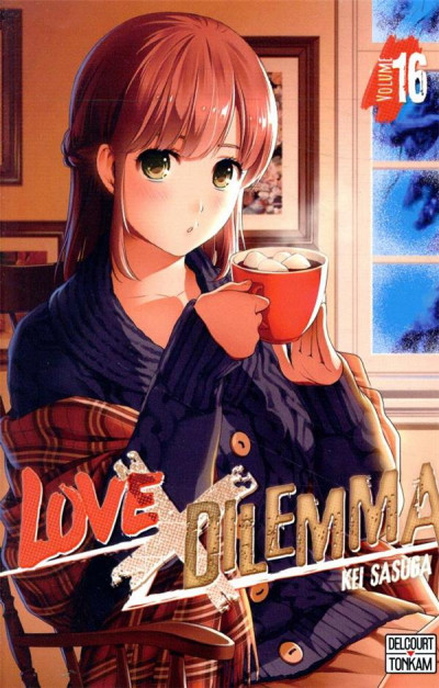Couverture Love X dilemma tome 16