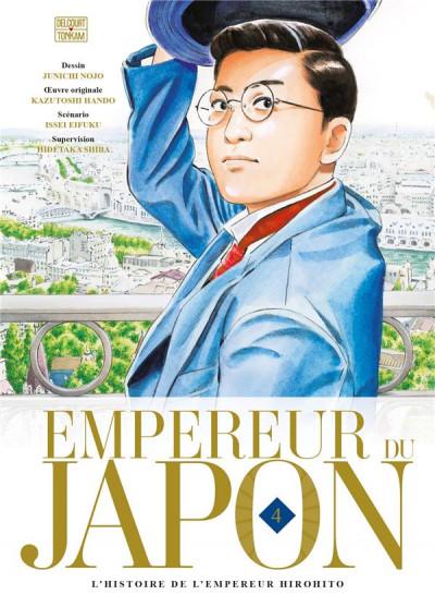 Couverture Empereur du Japon tome 4