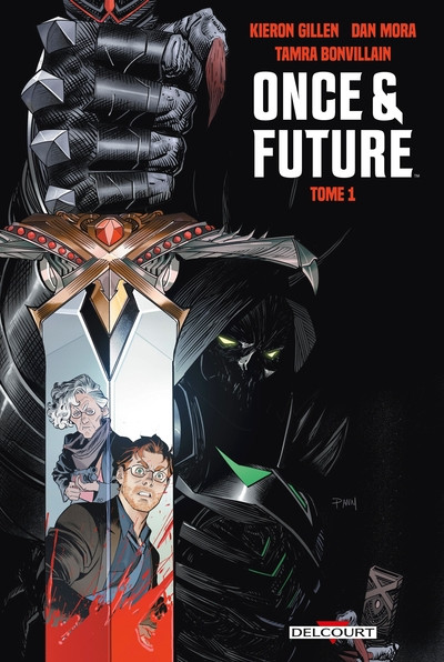 Couverture Once & future tome 1