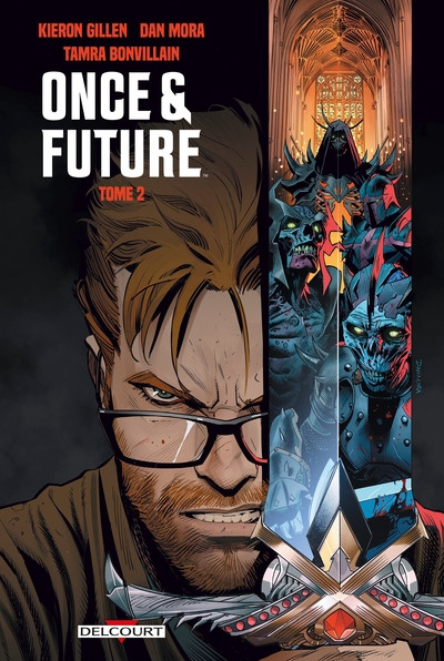 Couverture Once and future tome 2