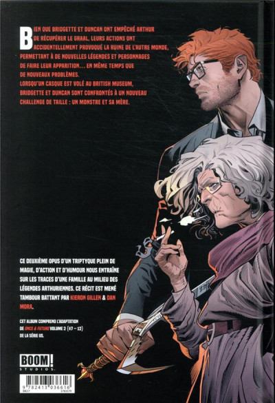Dos Once and future tome 2
