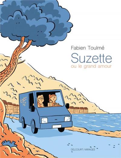 Couverture Suzette ou le grand amour + ex-libris offert