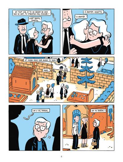 Page 4 Suzette ou le grand amour + ex-libris offert
