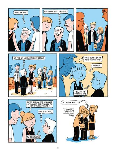 Page 5 Suzette ou le grand amour + ex-libris offert