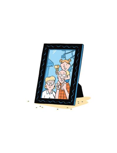 Page 7 Suzette ou le grand amour + ex-libris offert