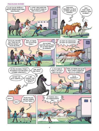 Page 7 À cheval ! tome 7