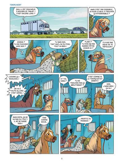 Page 8 À cheval ! tome 7
