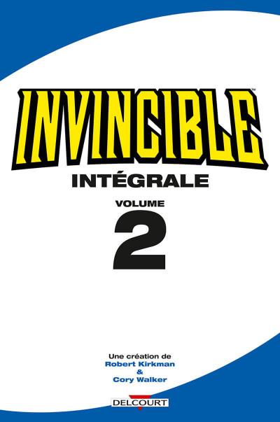 Page 1 Invincible - intégrale tome 2