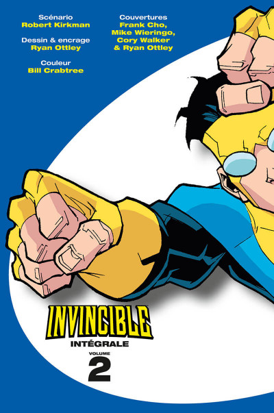 Page 2 Invincible - intégrale tome 2