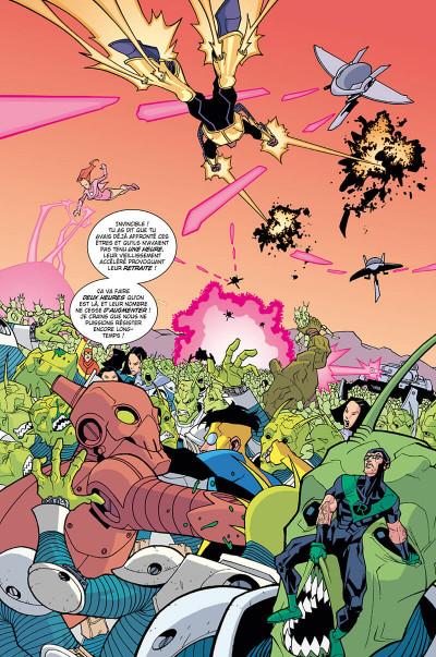 Page 7 Invincible - intégrale tome 2