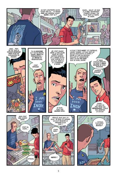 Page 5 Invincible - intégrale tome 3