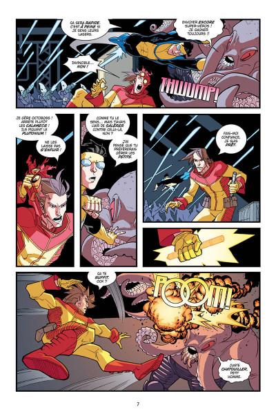 Page 7 Invincible - intégrale tome 3