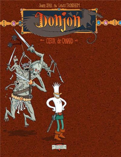 Couverture Donjon Zénith - pack tomes 1 à 3