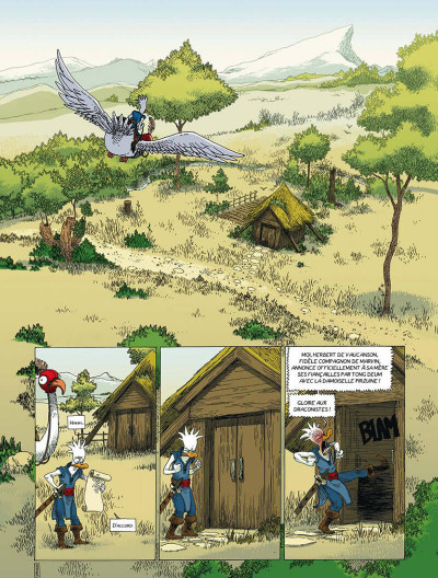 Page 1 Donjon zénith tome 8