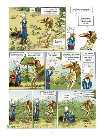 Page 3 Donjon zénith tome 8