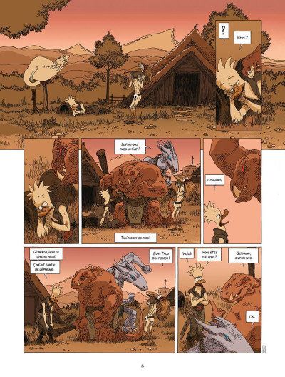 Page 4 Donjon zénith tome 8