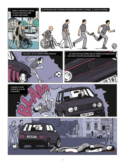 Page 7 Mon album Platini - génération Séville 1982