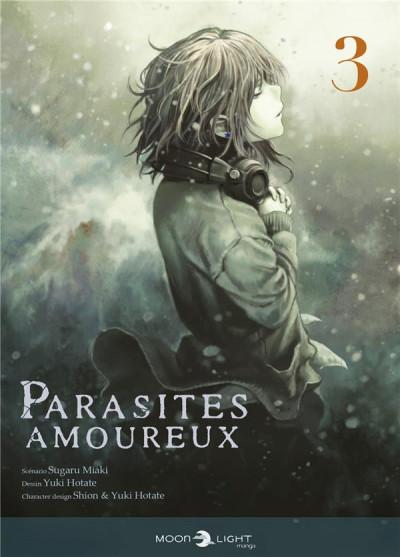 Couverture Parasites amoureux tome 3