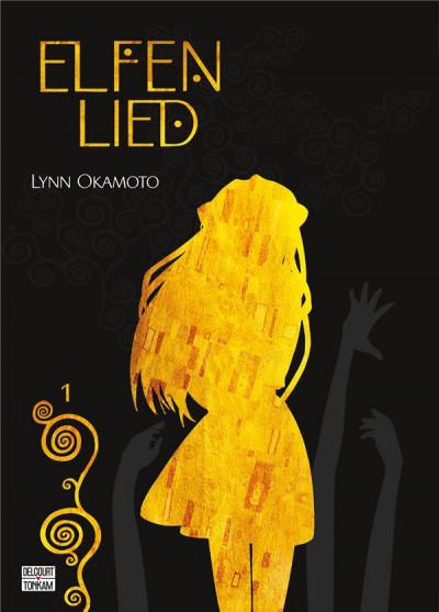 Couverture Elfen lied - double édition tome 1