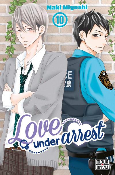 Couverture Love under arrest tome 10