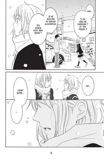 Page 8 Love under arrest tome 10