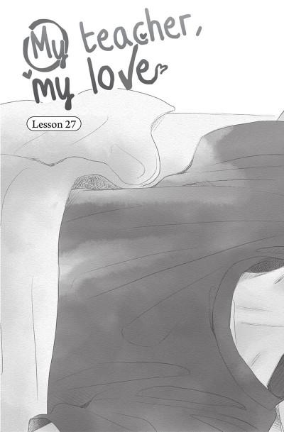 Page 5 My teacher, my love tome 8