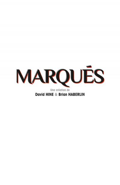 Page 1 Marqués tome 1