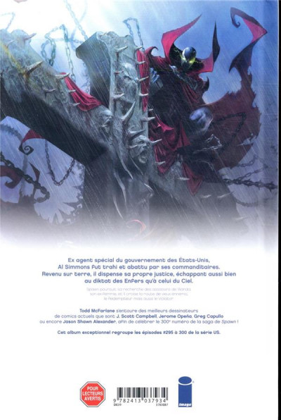 Dos Spawn - renaissance tome 8
