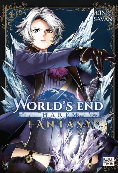 Couverture World's end harem fantasy tome 4