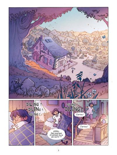 Page 3 Mauve bergamote tome 1