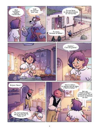 Page 4 Mauve bergamote tome 1