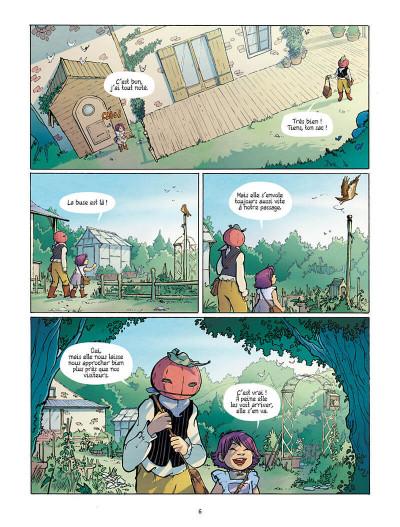 Page 6 Mauve bergamote tome 1