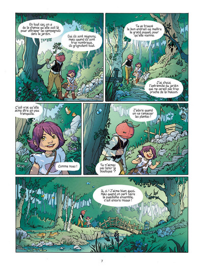 Page 7 Mauve bergamote tome 1