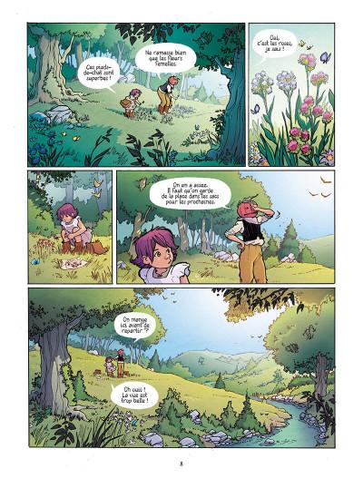 Page 8 Mauve bergamote tome 1